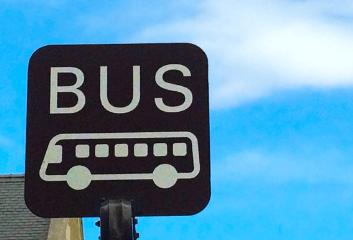 巡回バス時刻表